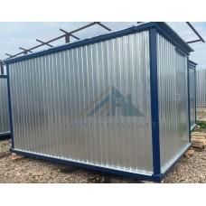 Блок контейнер металлический 4х2,4 «СТАНДАРТ»