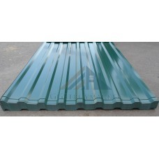 Профнастил C20  Pe 0,45 мм RAL 6005 зеленый мох