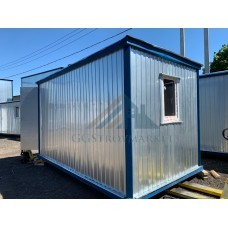 Блок контейнер БК-01 металлический  4х2,4 м