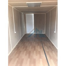 Блок контейнер под офис красивая 6х2.4, НОВАЯ ТЕПЛАЯ.