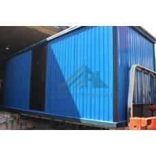 Бытовка, Блок-контейнер БК-01 под склад без окон