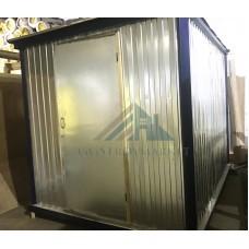 Блок контейнер металлический 4х2,4 «Супер-Эконом»