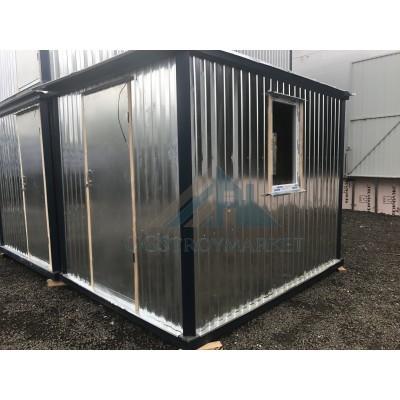 Блок-контейнер БК03 4х2,4 «Зимний»