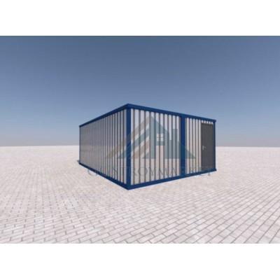 Модульное здание 6х4,8х2,36