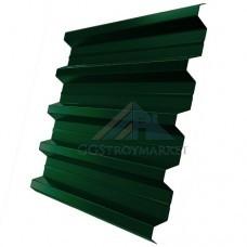 Профнастил Н60  Pe 0,7 мм RAL 6005 зеленый мох