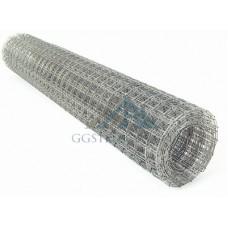 сетка сварная кладочная (50х50х3) 1,5х15м цинк